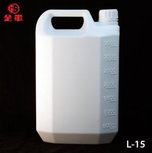L-15 PE化工桶 4L
